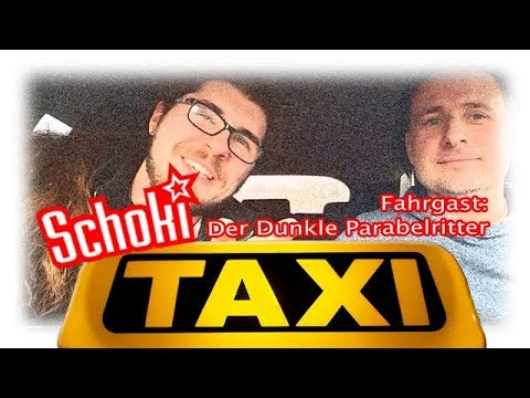 Der Dunkle Parabelritter   Schoki TAXI   Interview