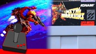 Metal Warriors - SNES Retro Review - H4G