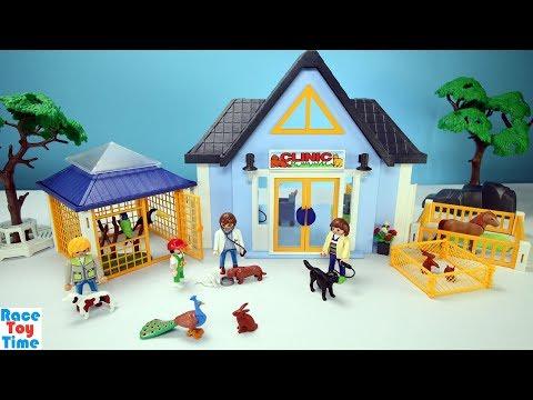 Playmobil Veterinarian Animal
