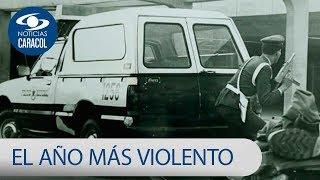 Hace 30 años Colombia vivía uno de sus capítulos más violentos por culpa del narcotráfico
