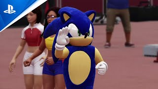 Olympic Games Tokyo 2020: The Official Video Game - Olympics Celebration Trailer   PS4