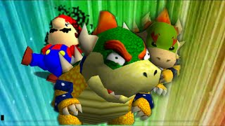 R64 Son of a bowser.