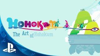 The Art of Hohokum