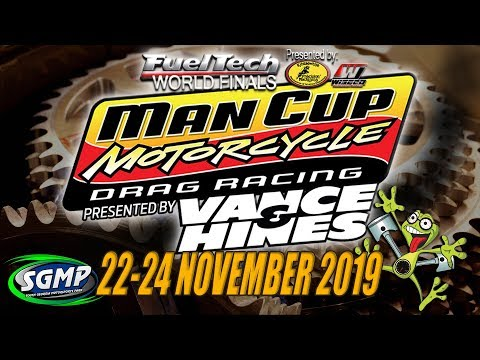2019 Mancup World Finals - Friday