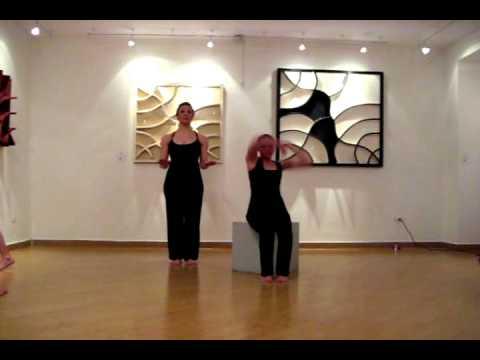 Movimento Danza - Gabriella Stazio - Napoli: Body Exposition @ Colonna Gallery 18/03/2011