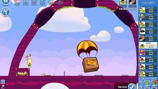 Angry Birds Friends tournament, week 348/C, level 1