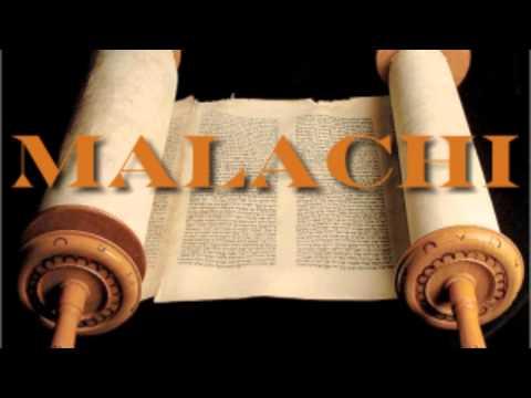 The Bible: Malachi Mp3
