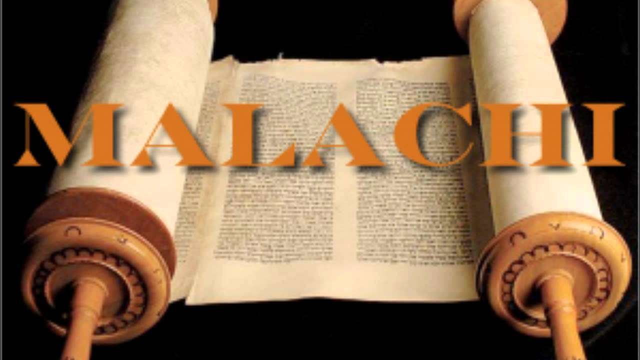 Image result for book of malachi