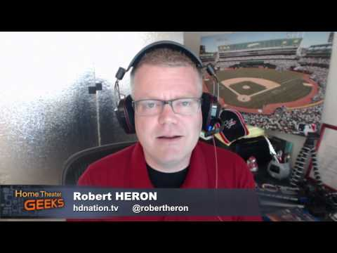 Home Theater Geeks 171: Chat Room Q&A with Robert Heron