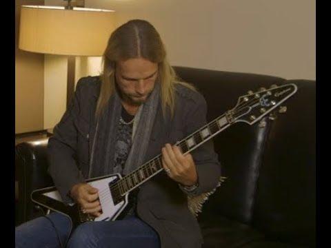 Judas Priest guitarist Richie Faulkner interview w/ SweetWaterSound on Firepower posted