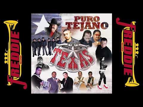 Puro Tejano Power Mix - Jimmy Gonzalez, Joe Lopez, Siggno y mas..