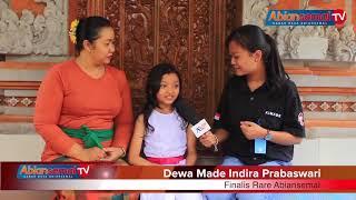 Gambar cover Gek indira, Gadis Bali Dengan Segudang Prestasi - Abiansemal TV