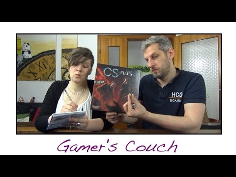 Gamer's Couch #119 - Deception Murder In Hong Kong