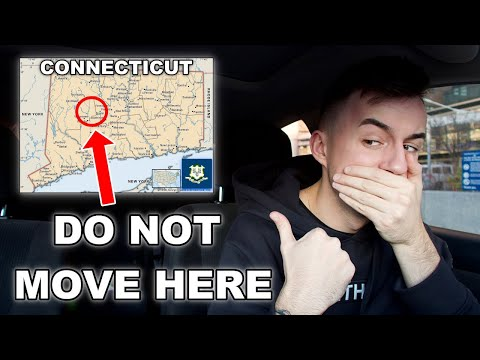 Why Connecticut Is The WORST State To Live In.