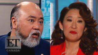 Baixar 'Kim's Convenience' Stars React To Sandra Oh's Golden Globes Jokes