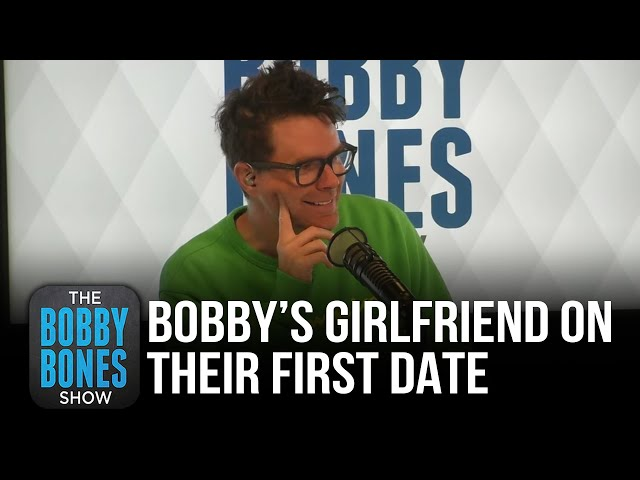 Bobby\'s Girlfriend Caitlin Reveals Something About Their First Date