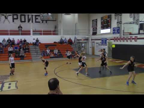 BDS Invitational 3,4 & 5 2018 HD Travel vs Lawrence Championship Game 1st Half