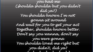 Did Ya by BoA ( song with lyrics)