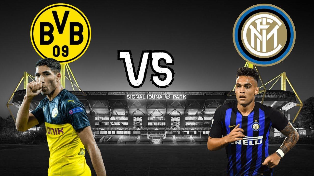 Borussia Dortmund Inter Mailand Live