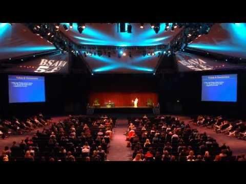 Virtual Venue Visit: The ICC Birmingham Video Tour