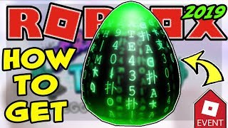 [EVENT] HOW TO GET THE EGGTRIX EGG | ROBLOX EGG HUNT 2019 Scrambled In Time - Hackr