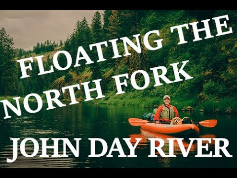 Floating the North Fork of the John Day River