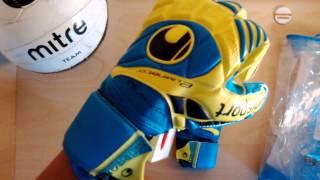 Uhlsport Eliminator Absolutgrip Goalkeeper Gloves Preview