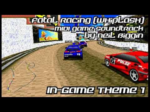 Whiplash/Fatal Racing (MIDI) Soundtrack - In-Game Theme 1