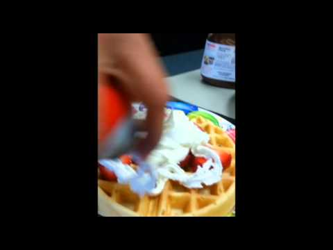 Ramadan 3: World Cup Waffles