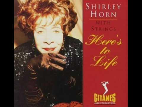 "Shirley Horn - ""Estate(Summer)"" (Music:Bruno Martino, English. Lyrics:Joel Siegel)"