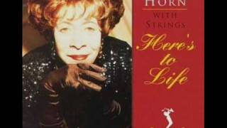 "Shirley Horn - ""Estate(Summer)"" (Joao Gilberto) (Music:Bruno Martino, English. Lyrics:Joel Siegel)"