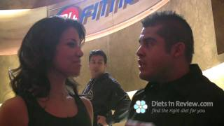 Interview with Michelle Aguilar, Biggest Loser 6 Champion