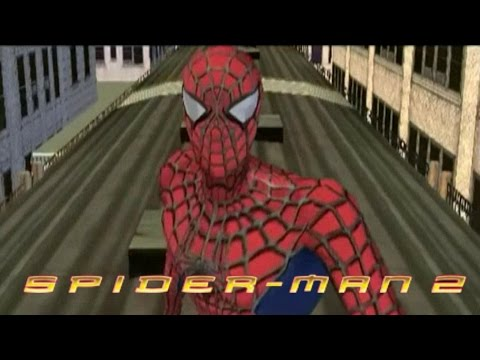 Spider-Man 2 The Game [HD] FULL Playthrough (Infinite Health)