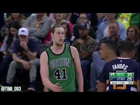 Kelly Olynyk Highlights vs Utah Jazz (19 pts, 7 reb, 3 ast)