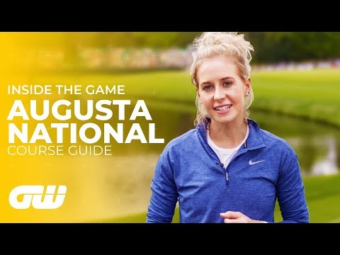 Iona analyses 6 key holes at The Masters 2019
