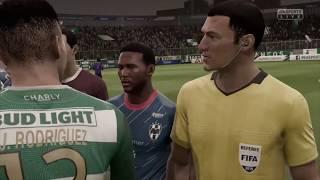 embeded bvideo Simulación #FIFA19 4tos de Final | Santos vs Monterrey