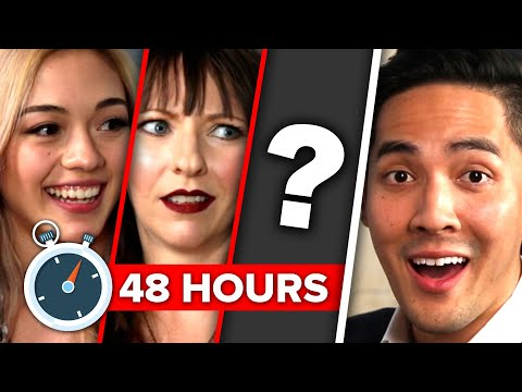2 STRANGERS DATE for 6 HOURS (IN A HOUSE) | 6hr match #4.2 from YouTube · Duration:  18 minutes 23 seconds