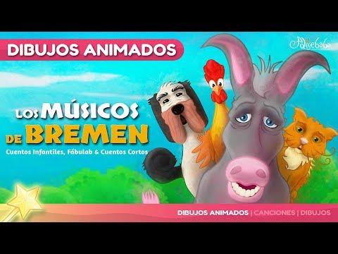 Los Músicos de Bremen | Cuentos Infantiles en Español