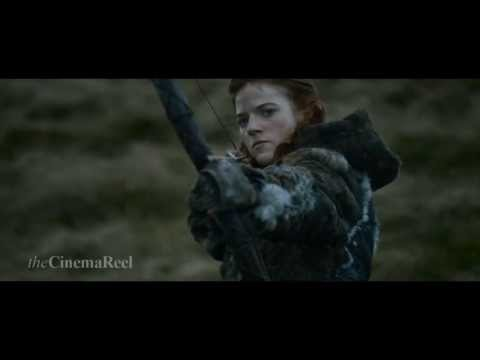 Jon Snow & Ygritte: Game Of Thrones (Season 3 Episode 10) HD Clip