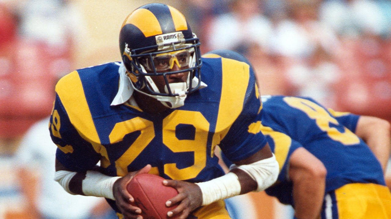 52: Eric Dickerson | The Top 100: NFL's Greatest Players (2010) | NFL Films  - YouTube