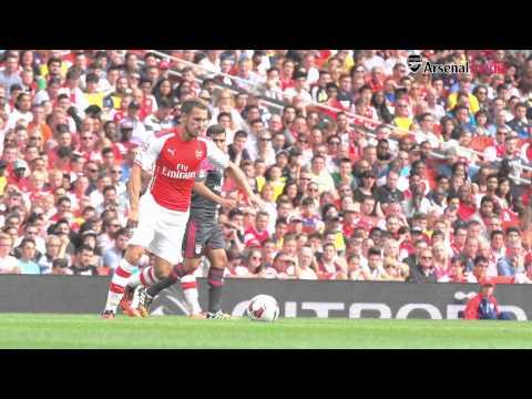 Arsenal em parceria com a Puma a4d5aa273c98e