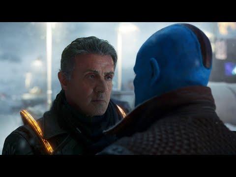 Guardians of the Galaxy Vol. 2: James Gunn on Stallone
