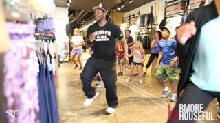 Bmore Houseful Community House dance class/ w Esperonto & Stefani