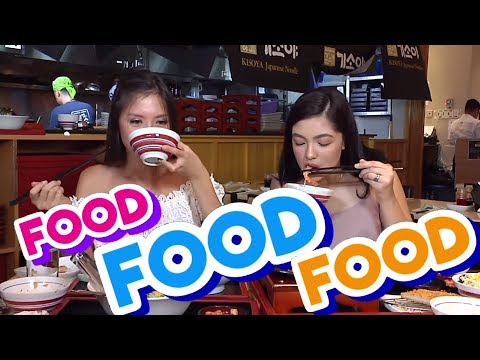 Taste MNL: Korean-Japanese food Mukbang | GMA One