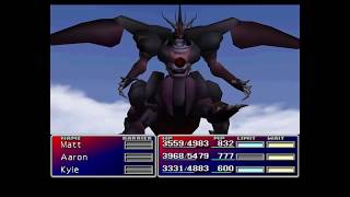FINAL FANTASY VII Episode 10 Saturday February 16 2019 Catching Ultimate Weapon