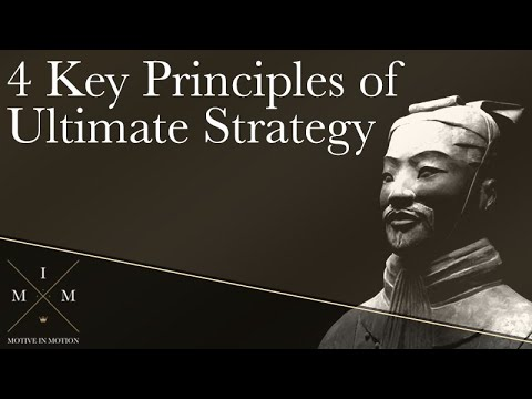 4 Key Principles of Ultimate Strategy: How to Strategize Your Life & Business to Win Consistently