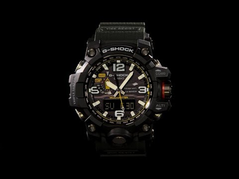 PAID WATCH REVIEW - Casio Mudmaster GWG1000-1A3 Extreme Sports