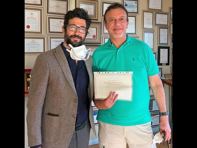 Closed atraumatic rhinoplasty fellowship program by dr. Tas with dr. Abel mounir