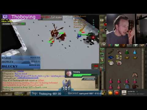 BEST RUNESCAPE TWITCH MOMENTS COMPILATION #222