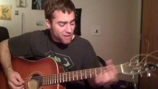 Say Goodnight Acoustic Cover Bullet for my Valentine